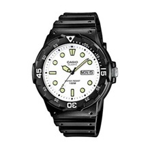 Casio Collection - Style sport - noir