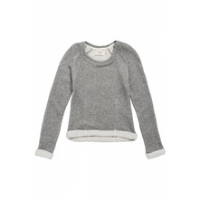 Sweat polaire - gris chine