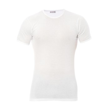 Eminence - T-shirt col rond - blanc - 1083301