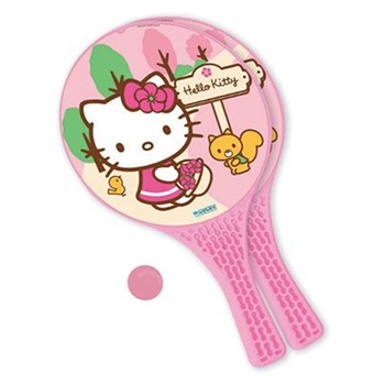 Hello Kitty - Jeu de beach ball - rose