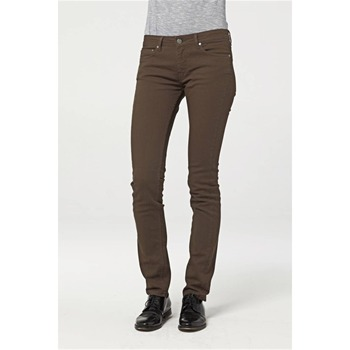 Eleven Paris - Debby - Jean slim - marron