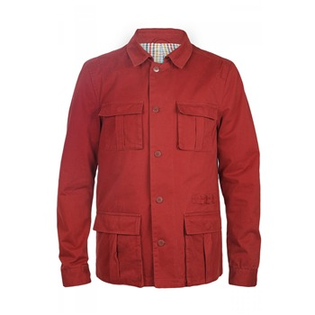 Eleven Paris - Edgar - Veste - rouge