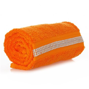 Diamant - Serviette 550 gr/m² - orange
