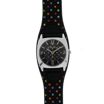 Little Marcel - LM21 - Montre - bracelet en cuir multicolore