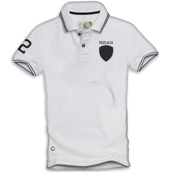 Paul Stragas - Polo - blanc - 1227464