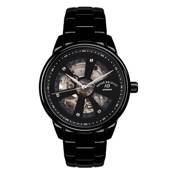 Wheel of Time - Reloj - negro