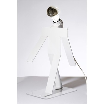 Moonwalk - Lampe - blanche