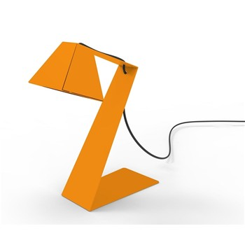 Thomas de Lussac - Big Zlight - Lampe de bureau design - - orange
