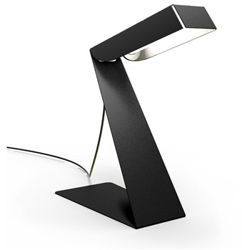 Small Zlight - Lampe de bureau design - noire