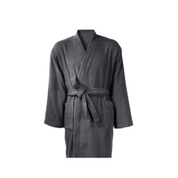 City - Peignoir de bain - anthracite