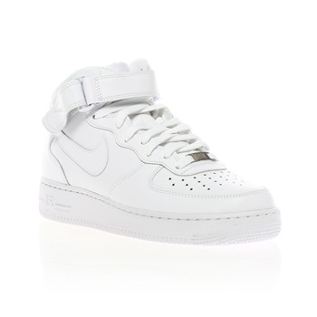 Nike - Air Force 1 Mid - Baskets - blanc - 1296042