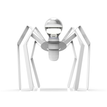 Thomas de Lussac - Spiderlight - Lampe design - blanche