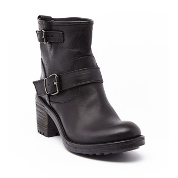 Kristy - Boots, Bottines - en cuir noir