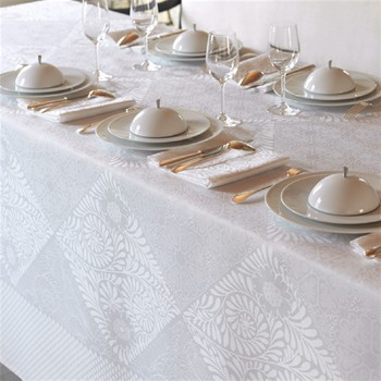 Bosphore - Nappe - blanche
