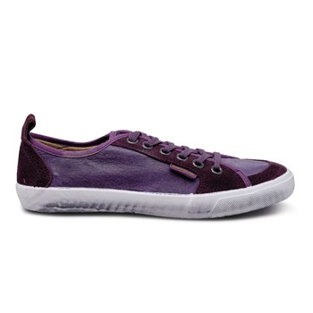 Peopleswalk FLY SUEDE SKIN - Baskets - violettes