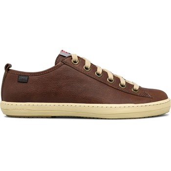 Imar - Baskets - en cuir marron