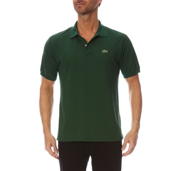 L1212 - Polo-Shirt - grün