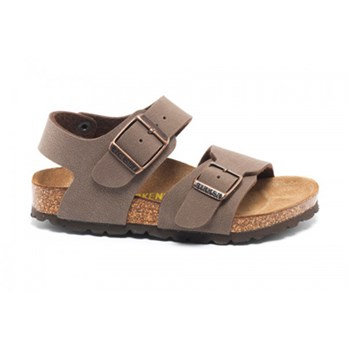 Birkenstock - NEW YORK - Sandales - marron