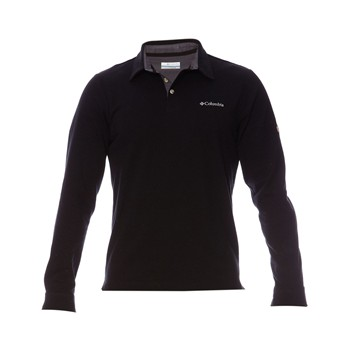 Columbia - Fields of grey - Polo - noir - 1372622
