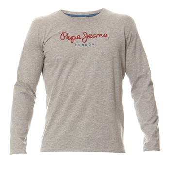 Pepe Jeans London - Eggo - T-shirt - gris chiné - 1392975