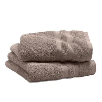 City - Serviette de Bain - taupe