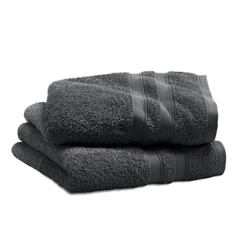 City - Serviette de Bain - anthracite