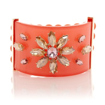 Chic and Go - Pulsera brazalete - rosa