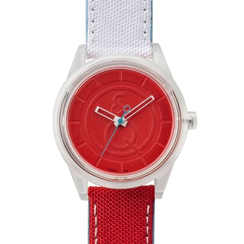 Q&Q - Toru - Montre - rouge - 1416005