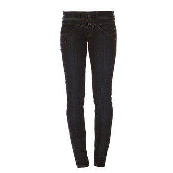 Coreena Stretch - Jean slim - bleu brut
