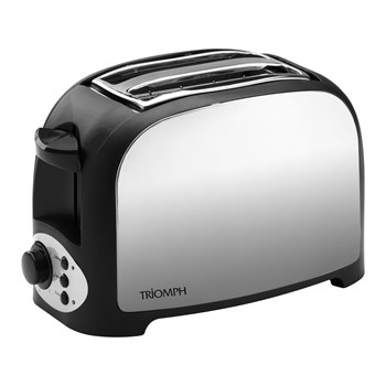 Triomph - Grille pain 800W inox