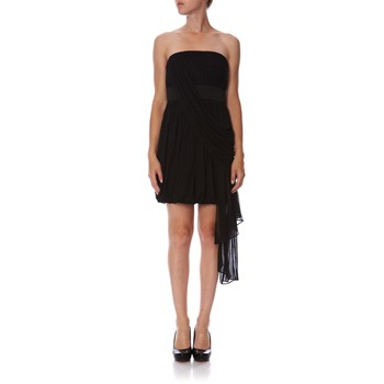 Manoukian - KNIT COCKTAIL DRESS - noir