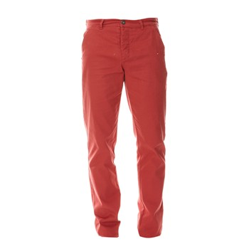 Paul Stragas - Pantalon chino - rouge - 1426724