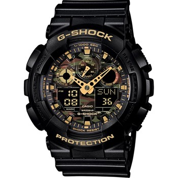 Casio - G-Shock - Montre - Noir/Kaki