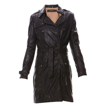 Oakwood - Blog - Trench - noir - 1449987