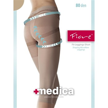 Fiore - Legging modelant 80 deniers - naturel - 1466353