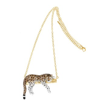 Forever Leopard - Collier
