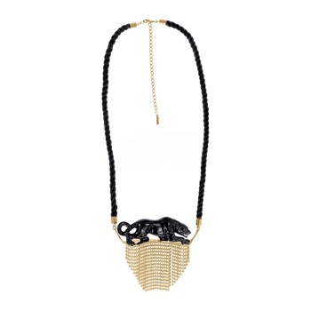 Nach - In the Jungle - Ketting - zwart