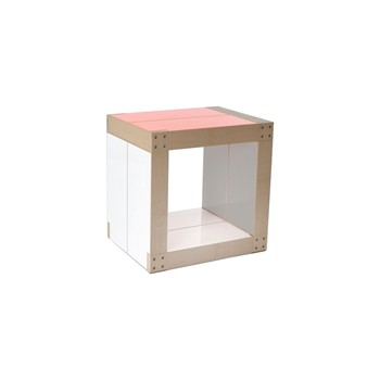 Fabulem - Table d'appoint modulable - multicolore - 1481244