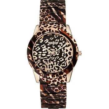 Guess - Montre analogique - multicolore