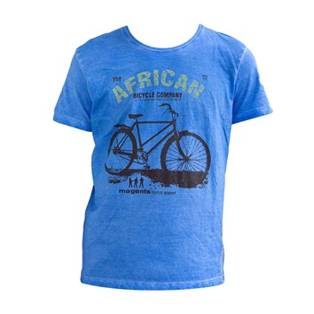 Magents - Bicycle - T-shirt - bleu ciel - 1486176