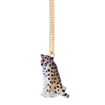 Nach - Leopard - Mini Collier - multicolore