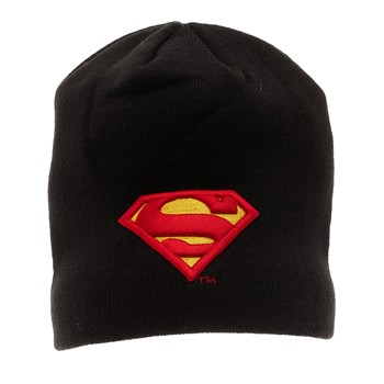 Cotton Division - Superman - Bonnet - noir - 1500497