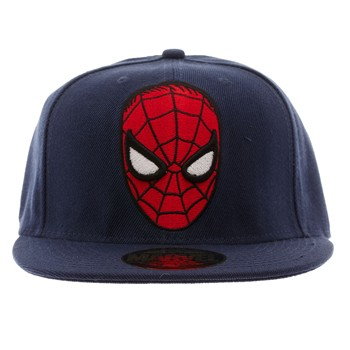 Cotton Division - Spiderman - Casquette - bleu marine - 1500509