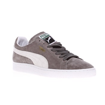 Suede Classic - Baskets Mode - gris clair