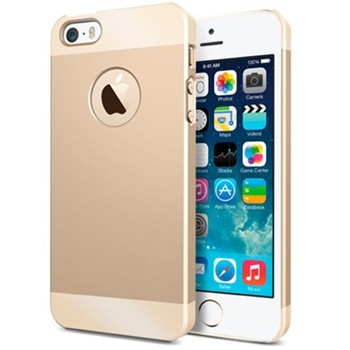 iPhone 5/5S - Cover - dorato