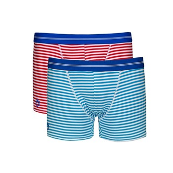 Duo de boxers - multicolore