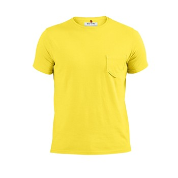 Wap Two - Unir - T-shirt - jaune - 1544916