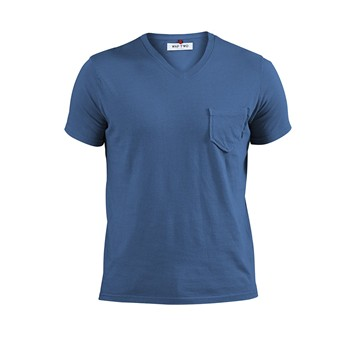 Wap Two - Univ - T-shirt - bleu - 1544938