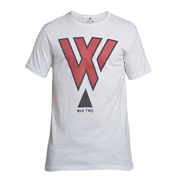 Wap Two - Ball - T-shirt - blanc - 1544966