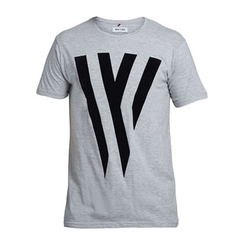 Wap Two - W - T-shirt - gris - 1544982